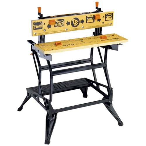 black and decker workmate wm825 toolsxl online. Black Bedroom Furniture Sets. Home Design Ideas
