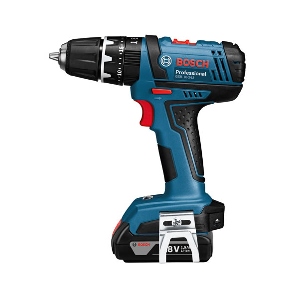 bosch gsb 18 2 li accuklopboor 18 volt li ion 1 5 ah l boxx toolsxl makita dewalt bosch metabo. Black Bedroom Furniture Sets. Home Design Ideas
