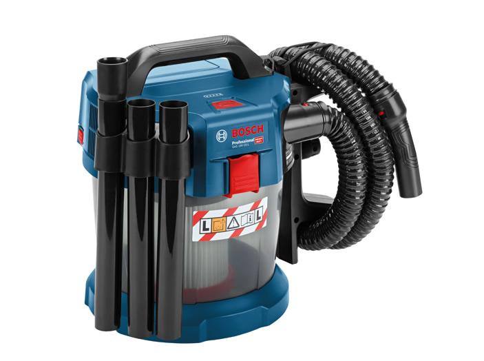 bosch gas 18v 10 l accu stofzuiger 18 volt 10 liter basic toolsxl online gereedschap shop. Black Bedroom Furniture Sets. Home Design Ideas