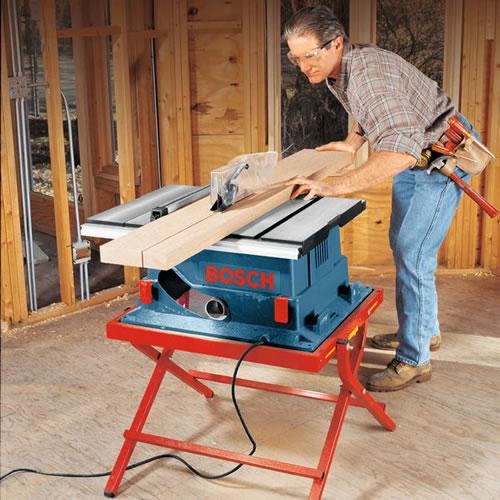 bosch gts 10 xc tafelzaagmachine professioneel met verstek en geleiding toolsxl online. Black Bedroom Furniture Sets. Home Design Ideas