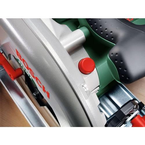 bosch pks55a cirkelzaag 55 mm zaagdiepte met 1200 watt cleansystem box toolsxl online gereedschap. Black Bedroom Furniture Sets. Home Design Ideas
