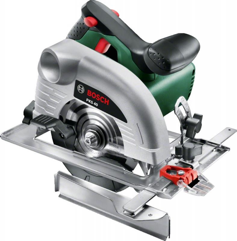 bosch groen pks 40 cirkelzaag cutcontrol 850 watt 130 x 20 mm toolsxl online gereedschap. Black Bedroom Furniture Sets. Home Design Ideas