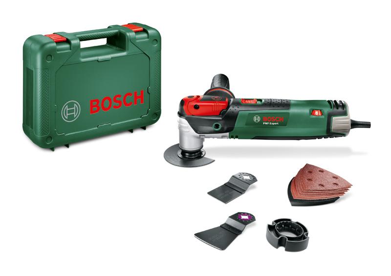 bosch pmf expert multitool 250 watt electronic toebehoren en koffer toolsxl online. Black Bedroom Furniture Sets. Home Design Ideas