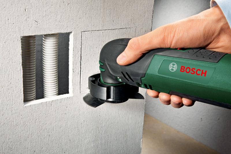 Bosch multitool 190 watt electronic toebehoren toolsxl online gereedschap - Vouwborstel leroy merlin ...