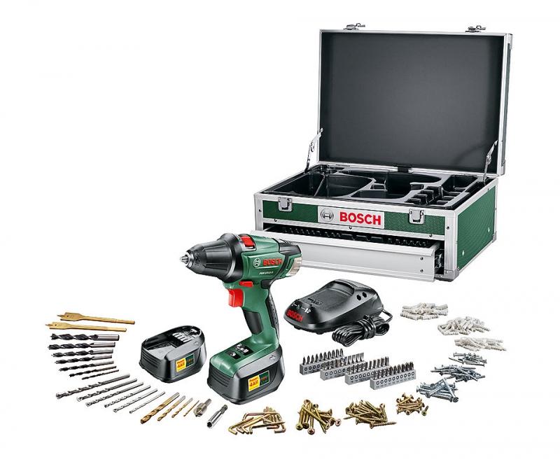 Bosch psr 18 li accuboor 18 volt 2 0 ah li ion aluminium - Bosch psr 18 li 2 ...