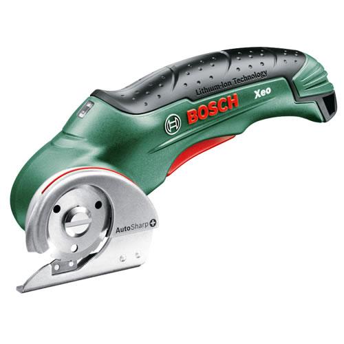 Bosch XEO II  Accu Schaar  3,6 Volt LiIon