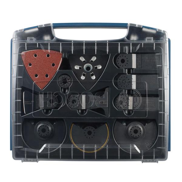 Top Bosch Universselset 2.608.662.013   OMT I-BOXX Pro-set   Voor WX85