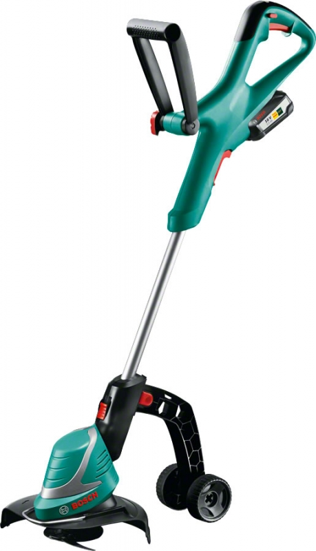 Bosch art 26 18 li accu trimmer 26 cm 18 volt 2 5 ah li ion wielen toolsxl online - Coupe bordure bosch art 26 li ...