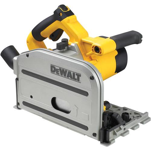 DeWALT DWS520K Invalzaag   55 mm   1300 Watt   165 mm   Koffer