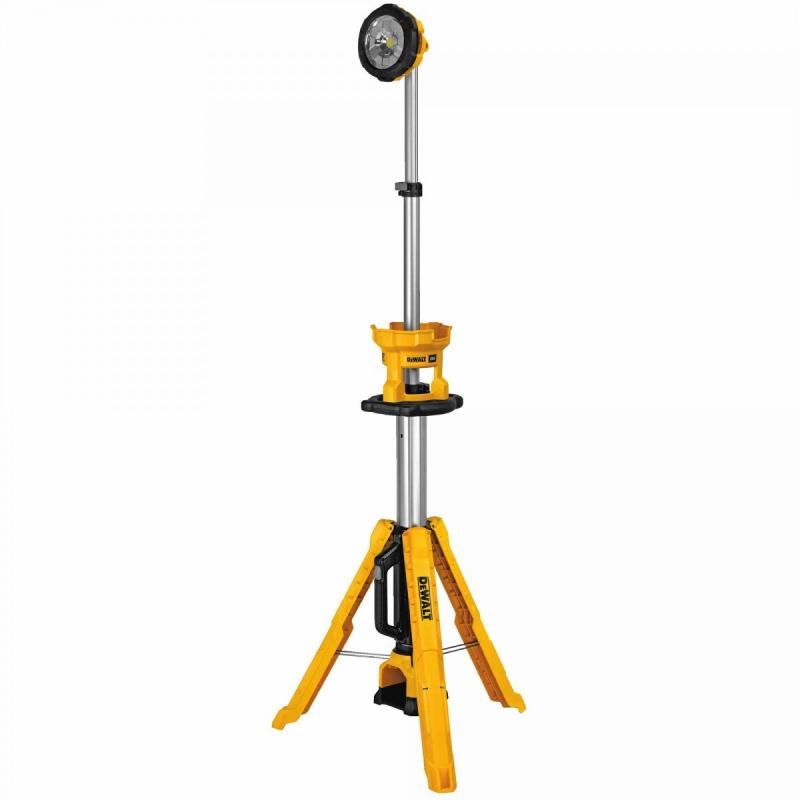 Dewalt Dcl079 Werklamp Met Statief Geschikt Voor 18