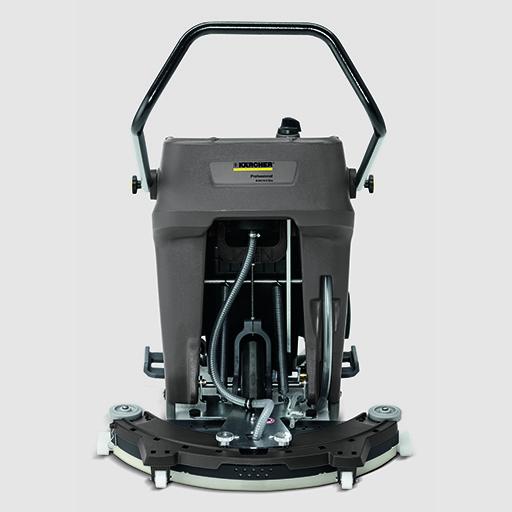 Karcher B 60 10 C Hygiene Schrobmachine Stroomloos 10