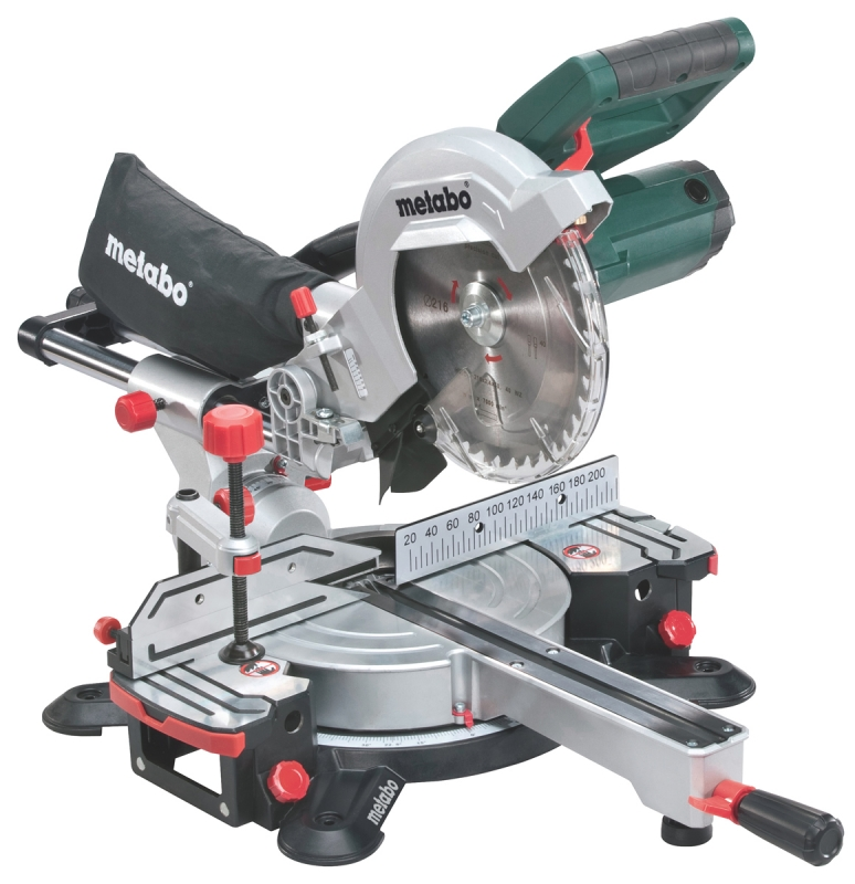 metabo kgs 216 m afkortzaag 216 mm 1500 watt telescoop trekfunctie laser toolsxl makita dewa. Black Bedroom Furniture Sets. Home Design Ideas