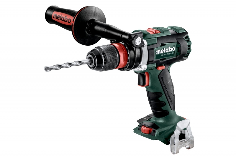 metabo bs 18 ltx bl q i accuboor 18v borstelloos quick impuls body toolsxl makita dewalt. Black Bedroom Furniture Sets. Home Design Ideas