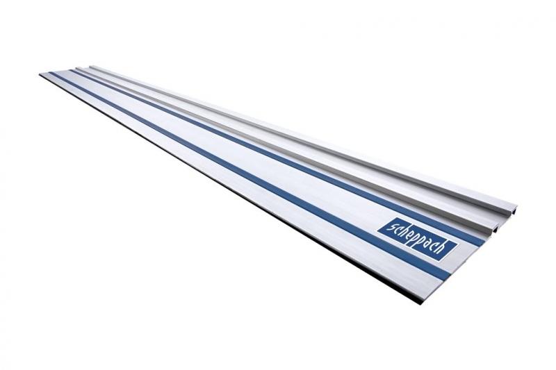 scheppach geleiderail voor pl75 pl55 invalcirkelzaag 1400 mm toolsxl online gereedschap shop. Black Bedroom Furniture Sets. Home Design Ideas