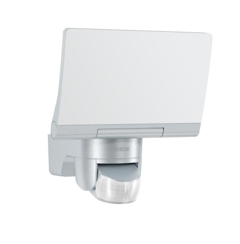 steinel 033057 buitenspot sensor xled 14 7 w 1184 lumen zilver toolsxl online. Black Bedroom Furniture Sets. Home Design Ideas