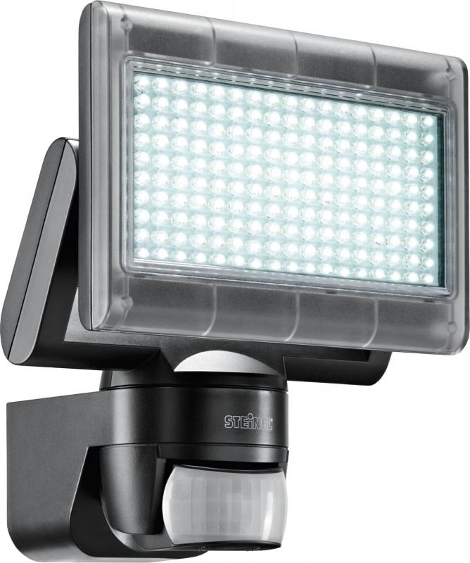 steinel 003661 xled straler sensor 192 led lampjes. Black Bedroom Furniture Sets. Home Design Ideas