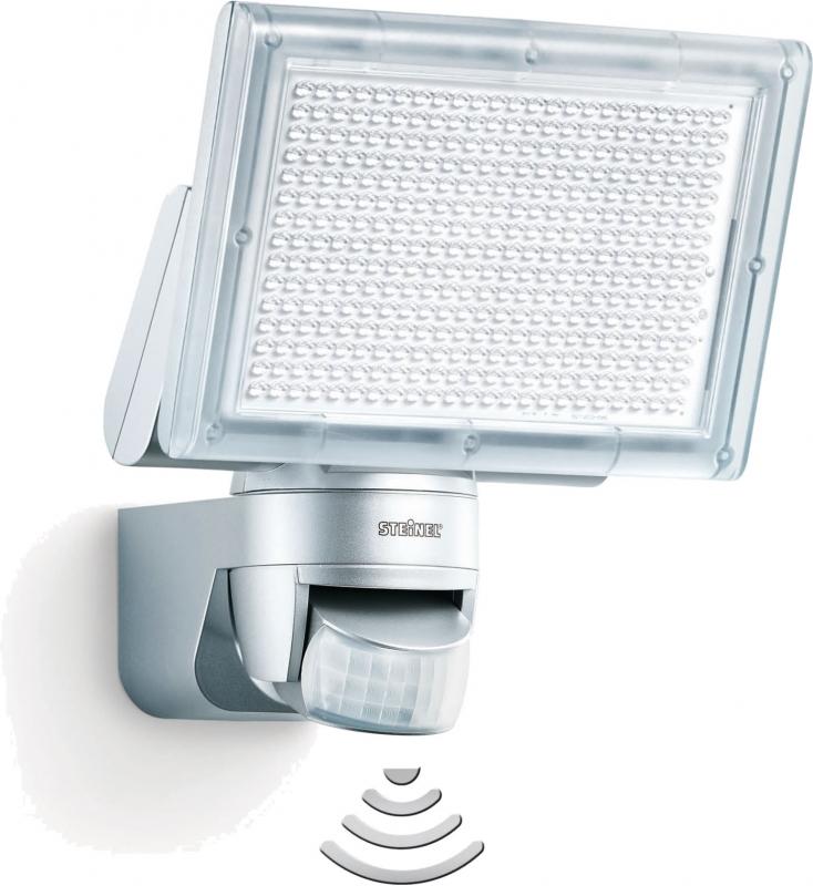 steinel 582319 xled straler sensor 330 led lampjes 140 gr 14 m zilver toolsxl makita dew. Black Bedroom Furniture Sets. Home Design Ideas