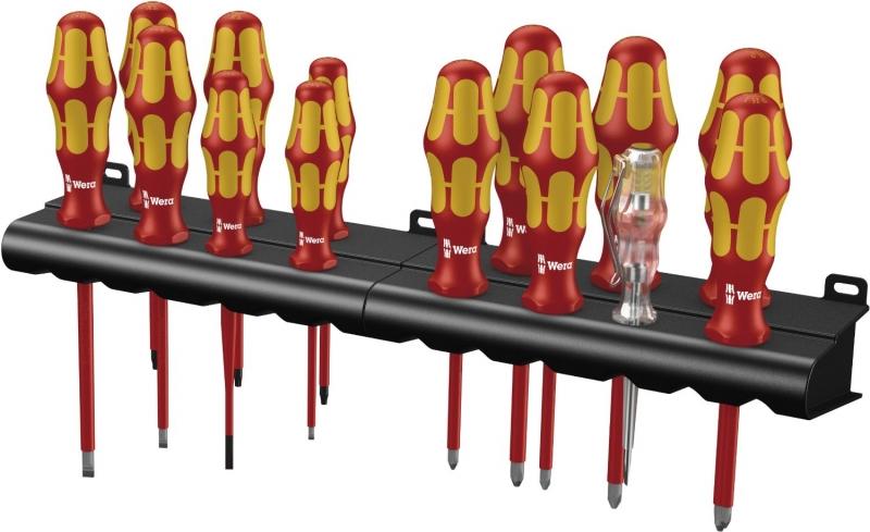 wera 05105631001 schroevendraaierset sl ph pz torx vde 16 delig toolsxl online. Black Bedroom Furniture Sets. Home Design Ideas