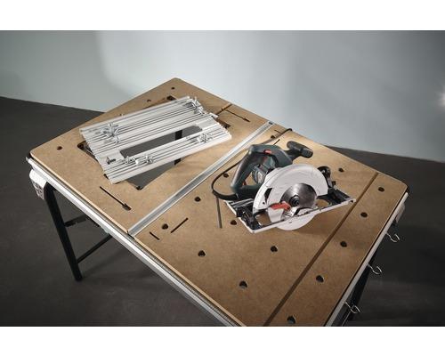 wolfcraft mastercut 2500 tafelzaag en werkbank multifunctioneel toolsxl online gereedschap shop. Black Bedroom Furniture Sets. Home Design Ideas