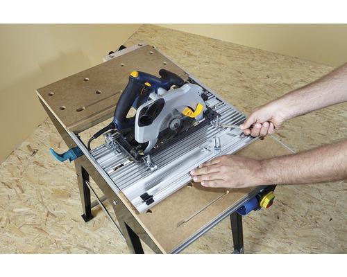 wolfcraft werk en machinetafel master cut 1500 multifunctioneel toolsxl online gereedschap. Black Bedroom Furniture Sets. Home Design Ideas