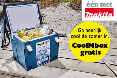 Makita Gratis CoolMbox