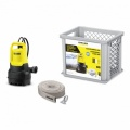 Karcher SP 5 Dirt Dompelpomp box Dompelpomp Box | Vuil water | 500 Watt | 9500 l/u