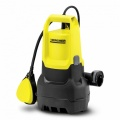 Karcher SP 1 Dirt Dompelpomp | Vuil water | 250 W | 5500 l/u