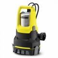 Karcher SP 6 Flat Inox Dompelpomp | Schoon water | 550 Watt | Level Sensor