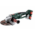 Metabo WPB 36-18 LTX BL 230 Body Accu haakse slijper | 230 mm | 2x 18V is 36 V | Body