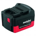 Metabo Power plus 14,4V Li-Ion Accu | Metabo | 14,4V Li-Ion 2.6 Ah | Power plus | Air Cooled