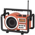 PerfectPro Tough box Bouw Radio Digitaal | 230 Volt | Netstroom of Batterij