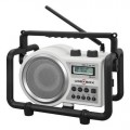 PerfectPro USB-BOX Bouw Radio | 230 Volt | Netstroom of Batterij | + Batterijen