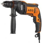 AEG BE 750 RE Boormachine | 750 Watt | 13 mm | Variabele toerental | +Tas