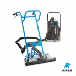 AirBo Mac Floor Set Zuigtrolley | Zuigmond 720 mm | Slang + Adapter | Compleet