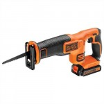 Black & Decker BDCR18 Reciprozaag | 18V 1.5Ah Li-Ion | +Zaagblad