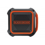 Black & Decker BDCSP18N Bluetooth speaker | 18 Volt | Lithium Ion | Bereik 30 M