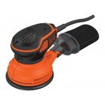 Black & Decker KA199 Excentrische schuurmachine | 240 Watt | 125 mm