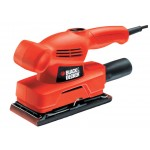 Black & Decker KA300 Vlak Schuurmachine | 92 x 230 mm | 135 Watt