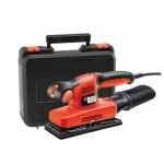 Black & Decker KA320EKA Vlak Schuurmachine | 92 x 230 mm | 240 Watt | +Koffer