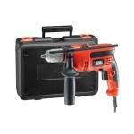 Black & Decker KR554CRESK Klopboormachine | 13 mm | 550 Watt | +Koffer