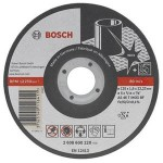 Bosch 2.608.602.221 Doorslijpschijven Rapido Long Life | 125 mm | Per 25