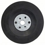 Bosch 2.608.601.005 Rubber Steunschijf | 115 mm | M14 | voor haakse machines