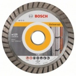 Bosch 2.608.602.394 Diamantschijf | Standard for Universal Turbo | 125 x 22,23 m