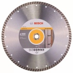 Bosch 2.608.602.587 Diamantschijf | Standaard for Universal Turbo | 350 x 20/25,4 mm