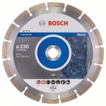 Bosch 2.608.602.601 Diamantschijf | Professional for stone | 230 x 22,23 mm