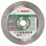 Bosch Best for Ceramic Diamant Diamantschijf | Best for Ceramic | Voor GWS 10,8-76 | 76 mm