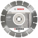 Bosch 2.608.602.559 Diamantschijf | Expert for concrete | 230 x 22,23 mm