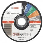 Bosch 2.608.602.767 Doorslijpschijven | MultiConstruction | 230x1,9x22.23 mm | Per25