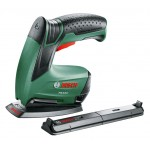Bosch PTK 3,6 Li Office Set Tacker | 3,6 Volt Li-Ion | Compact | +3000 Nieten