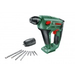 Bosch Uneo Maxx Accuboorhamer | 18 Volt | SDS-Quick | Basic | 3-in-1